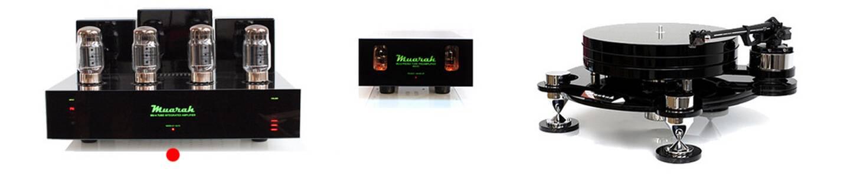 Muarah Audio MU-4 Geïntegreerde versterker